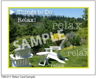 011 Sample Relax