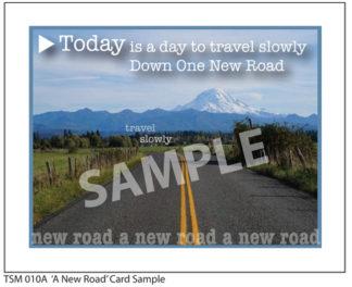 010A A New Road Sample