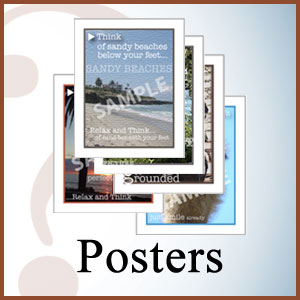 8 x 10 Print Posters