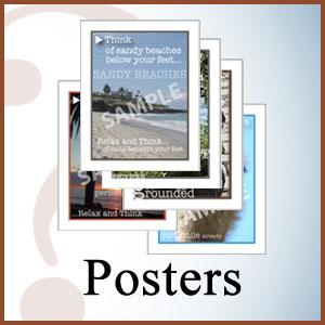 8 x 10 Print Posters