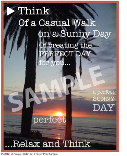 Casual Walk